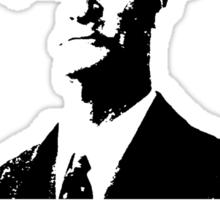 John Moses Browning Sticker