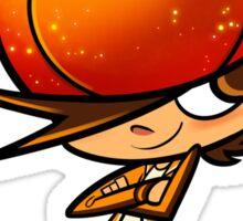 Gloyd Orangeboar Sticker