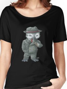 Bugsy Penguin Women's Relaxed Fit T-Shirt