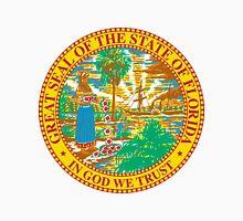 Florida Bricks | State Seal | SteezeFactory.com T-Shirt