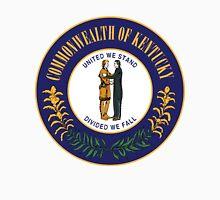 Kentucky | State Seal | SteezeFactory.com T-Shirt