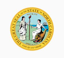North Carolina | State Seal | SteezeFactory.com T-Shirt