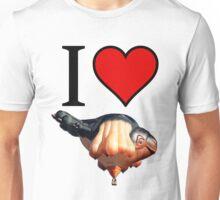 I <3 Skywhale Unisex T-Shirt