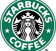 Starbucks by Designandartist