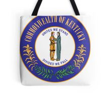 Kentucky Pride | State Seal | SteezeFactory.com Tote Bag