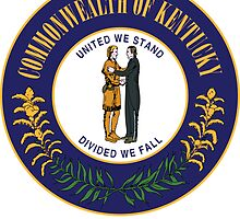 Kentucky | State Seal | SteezeFactory.com by FreshThreadShop