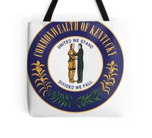 Kentucky | State Seal | SteezeFactory.com Tote Bag