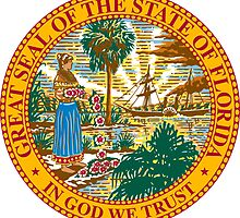 Florida | State Seal | SteezeFactory.com by FreshThreadShop