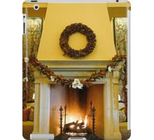 Holiday Hearth  iPad Case/Skin