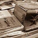 Japanese Manuscripts by Colin  Ewington