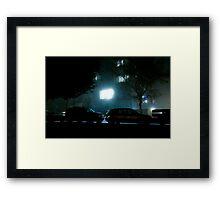 Tv Dinner.  Framed Print