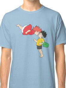 Ponyo and Sosuke Classic T-Shirt