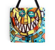 smiley face & the T Tote Bag