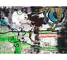 Evolution Revolution Photographic Print