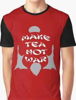 Make Tea, Not War Graphic T-Shirt
