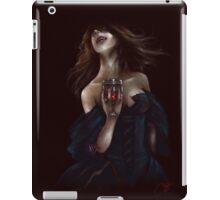 Lady of Darkness iPad Case/Skin