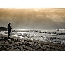 Bells Beach sunrise Photographic Print