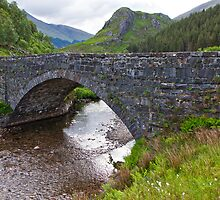The Highlands Bridge by Adrian Alford Photography