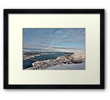 Norway Framed Print