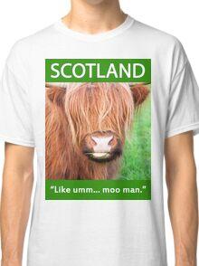 Moo Shirt Classic T-Shirt