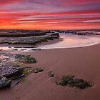 Turrimetta Beach by Andi Surjanto