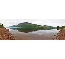 Loch Ness Panorama Photographic Print