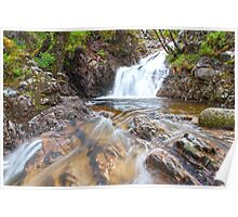 Fort William Waterfall Poster
