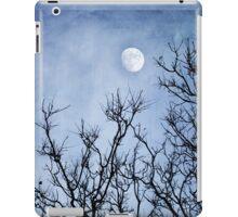 Reach For The Moon iPad Case/Skin