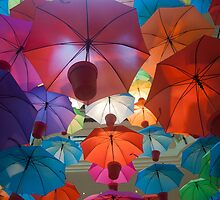 Parapluies by Richard Murias