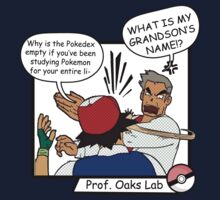 Prof. Oak Slap by Jetti