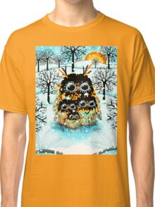 snow owls Classic T-Shirt
