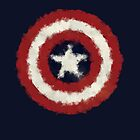 Captain America  by angeliana