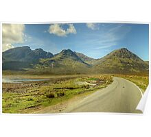 The Road To Elgol Poster