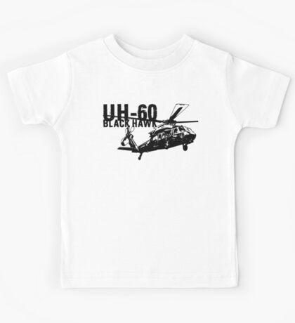 UH-60 Black Hawk Kids Tee