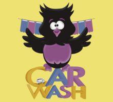 Car Wash Birdie .. tee shirt Kids Clothes