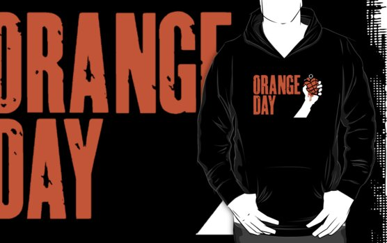 Orange Day by sflassen