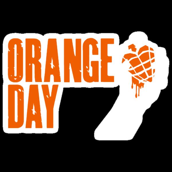 Orange Day by sflassen