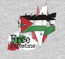 Free Palestine new design Oct. 2013 by darweeshq