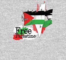 Free Palestine new design Oct. 2013 Long Sleeve T-Shirt
