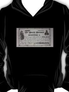 Emperor Norton Note T-Shirt