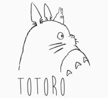 My Neighbor Totoro #1 by ChloeJade