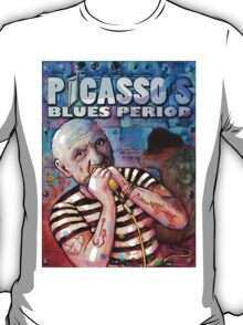 Picasso's Blues Period (version 2) T-Shirt