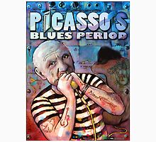 Picasso's Blues Period (version 2) Unisex T-Shirt