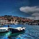 Hvar - Croatia  by Goldie Lucarelli
