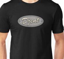 Vintage Djent Oval Unisex T-Shirt