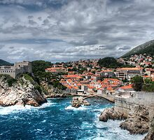 Dubrovnik  by Goldie Lucarelli