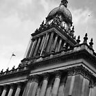 Leeds Town Hall by Jamie Candlin