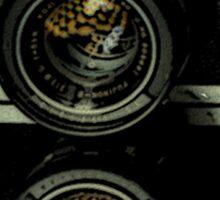 Fujica retro Sticker