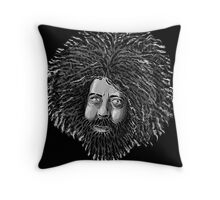 Reggie Watts - Comic Timing Throw Pillow