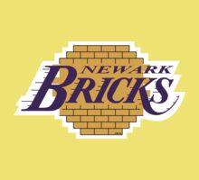 'Land of Bricks' Kids Tee